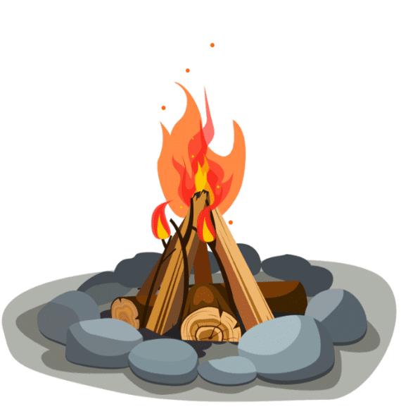 feu millénaire
