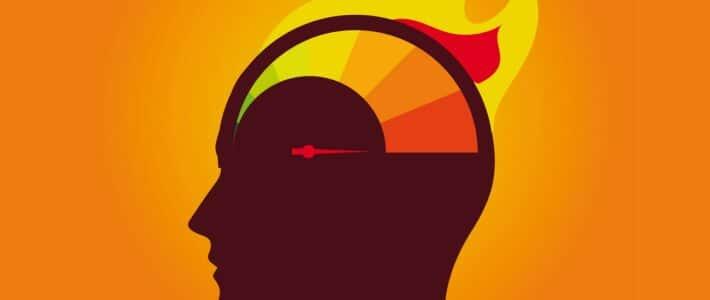 Surchauffe cerveau